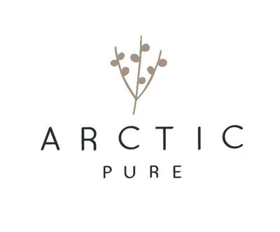 The Arctic Pure logotyp